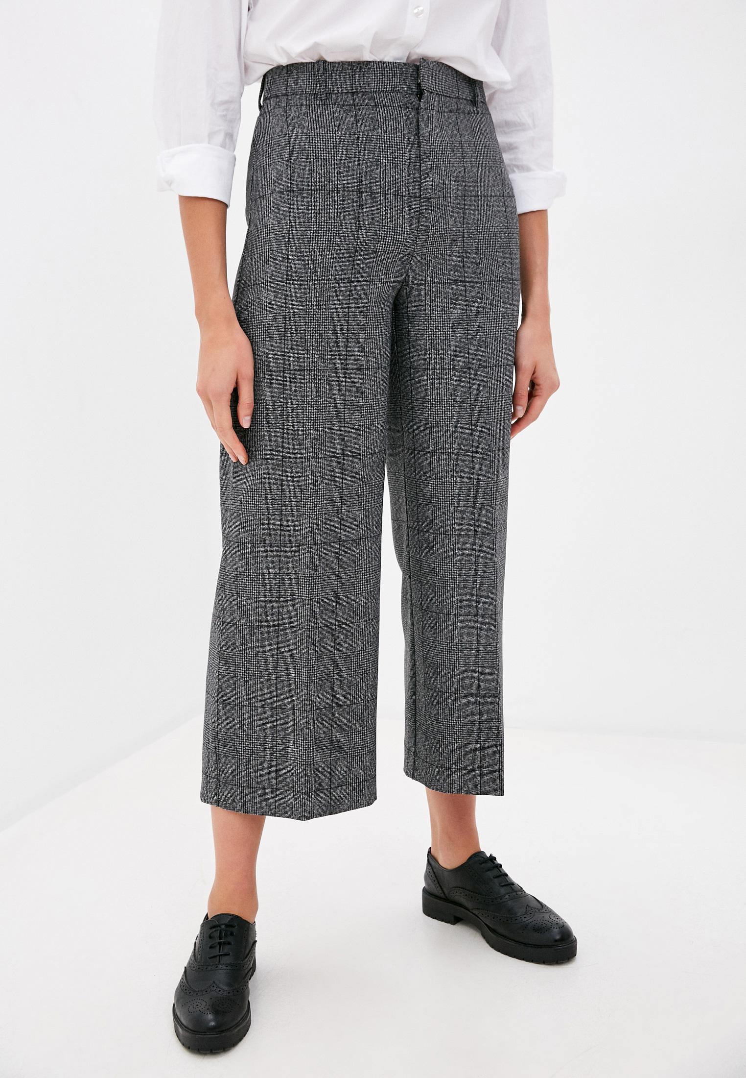 Женские широкие и расклешенные брюки Mango (Манго) 77965916