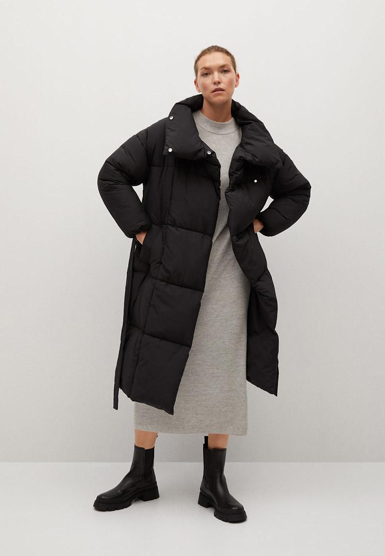 Утепленная куртка Mango (Манго) 77084389