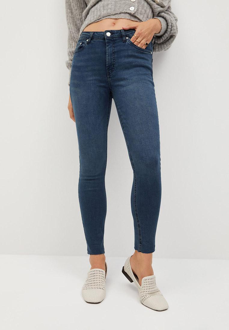 Зауженные джинсы Mango (Манго) 77003262
