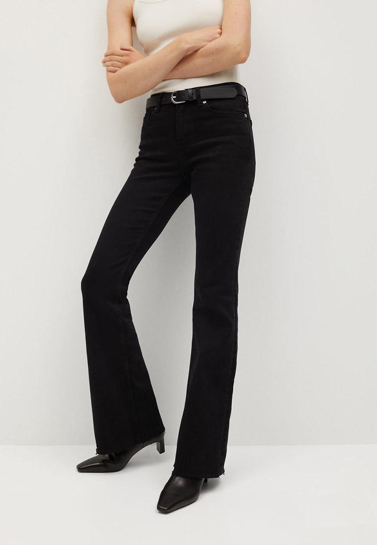 Широкие и расклешенные джинсы Mango (Манго) 77055130