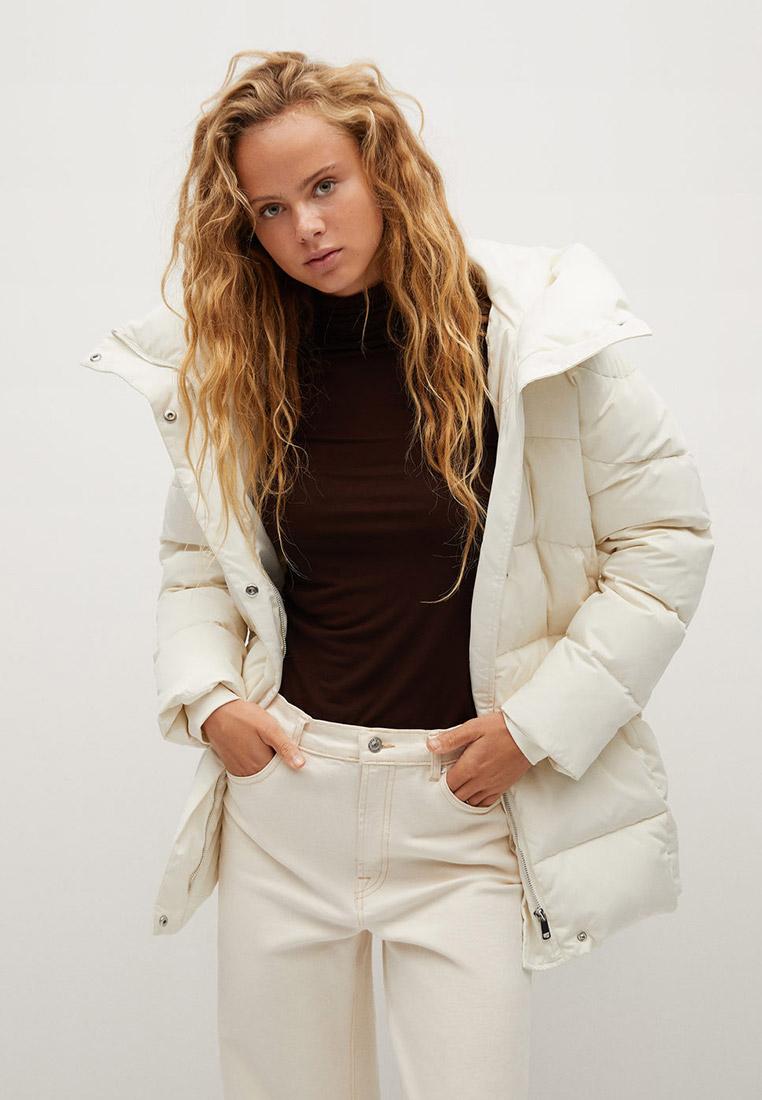 Утепленная куртка Mango (Манго) 77087602