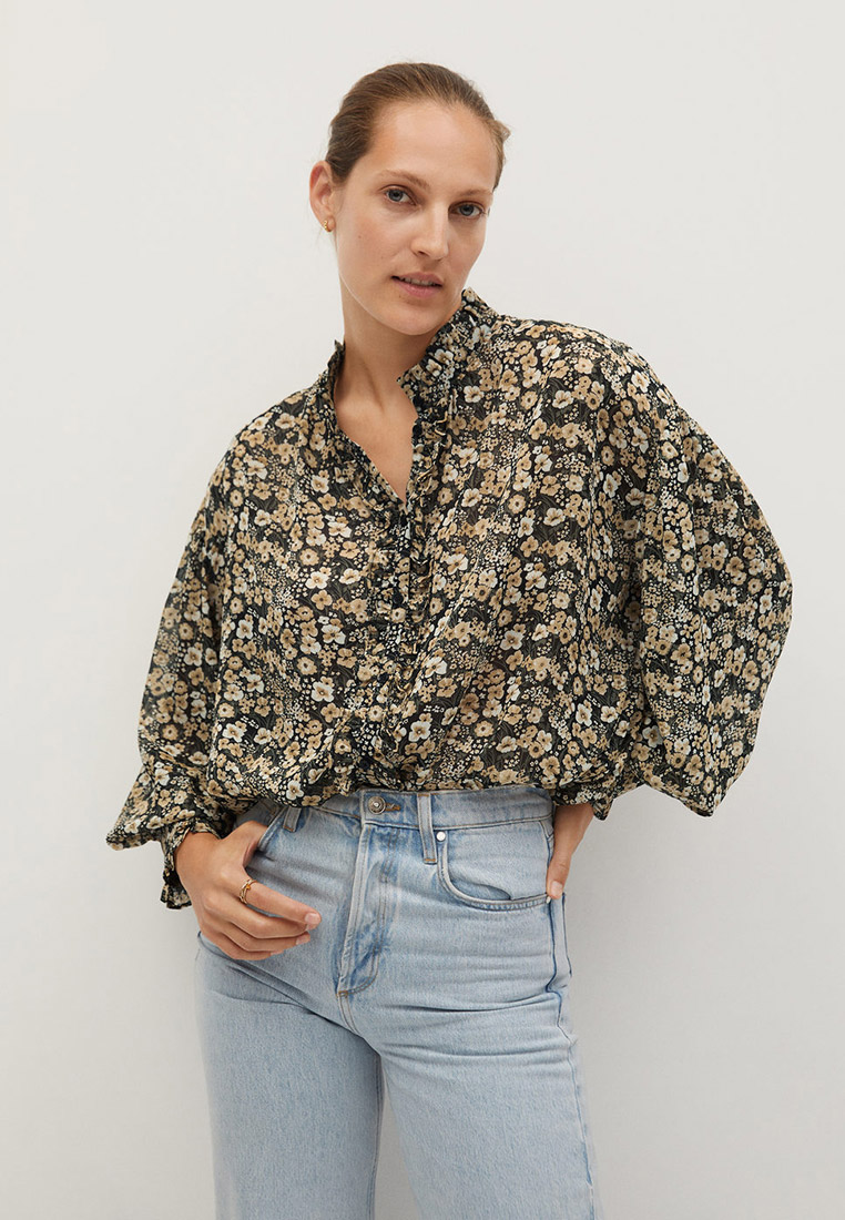 Блуза Mango (Манго) 77015930