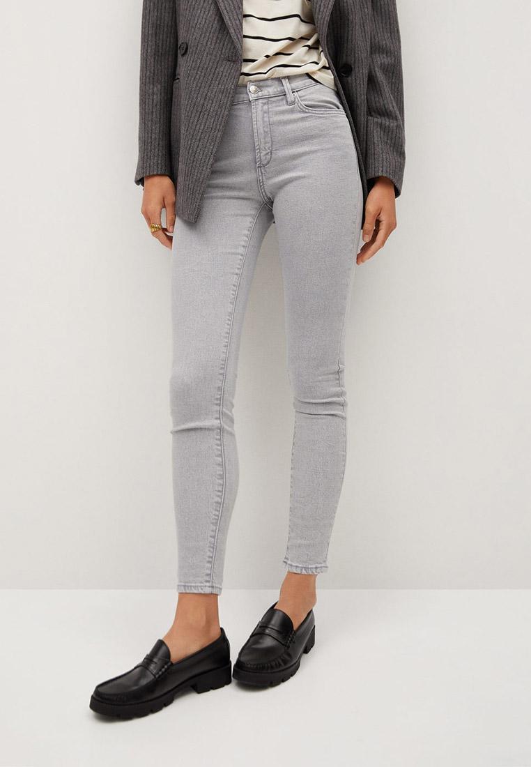 Зауженные джинсы Mango (Манго) 77002893