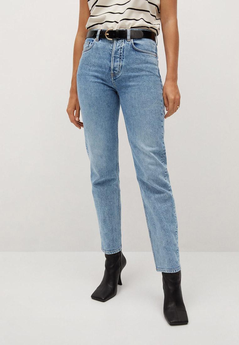Зауженные джинсы Mango (Манго) 77015954