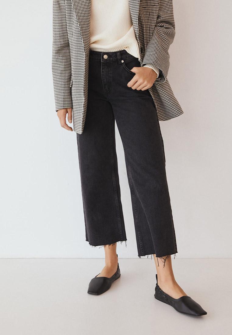 Широкие и расклешенные джинсы Mango (Манго) 77035947