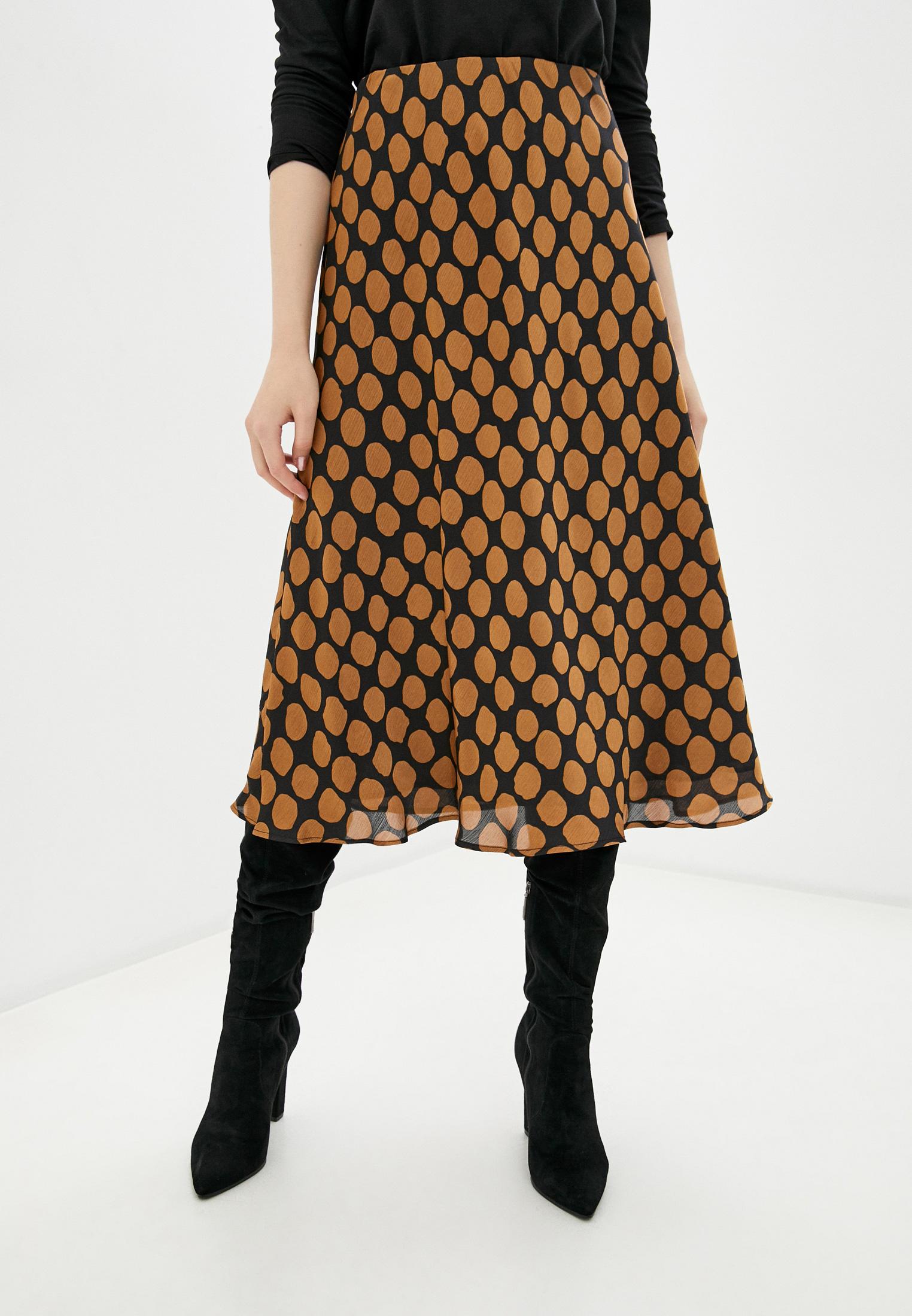 Широкая юбка Mango (Манго) 77055957