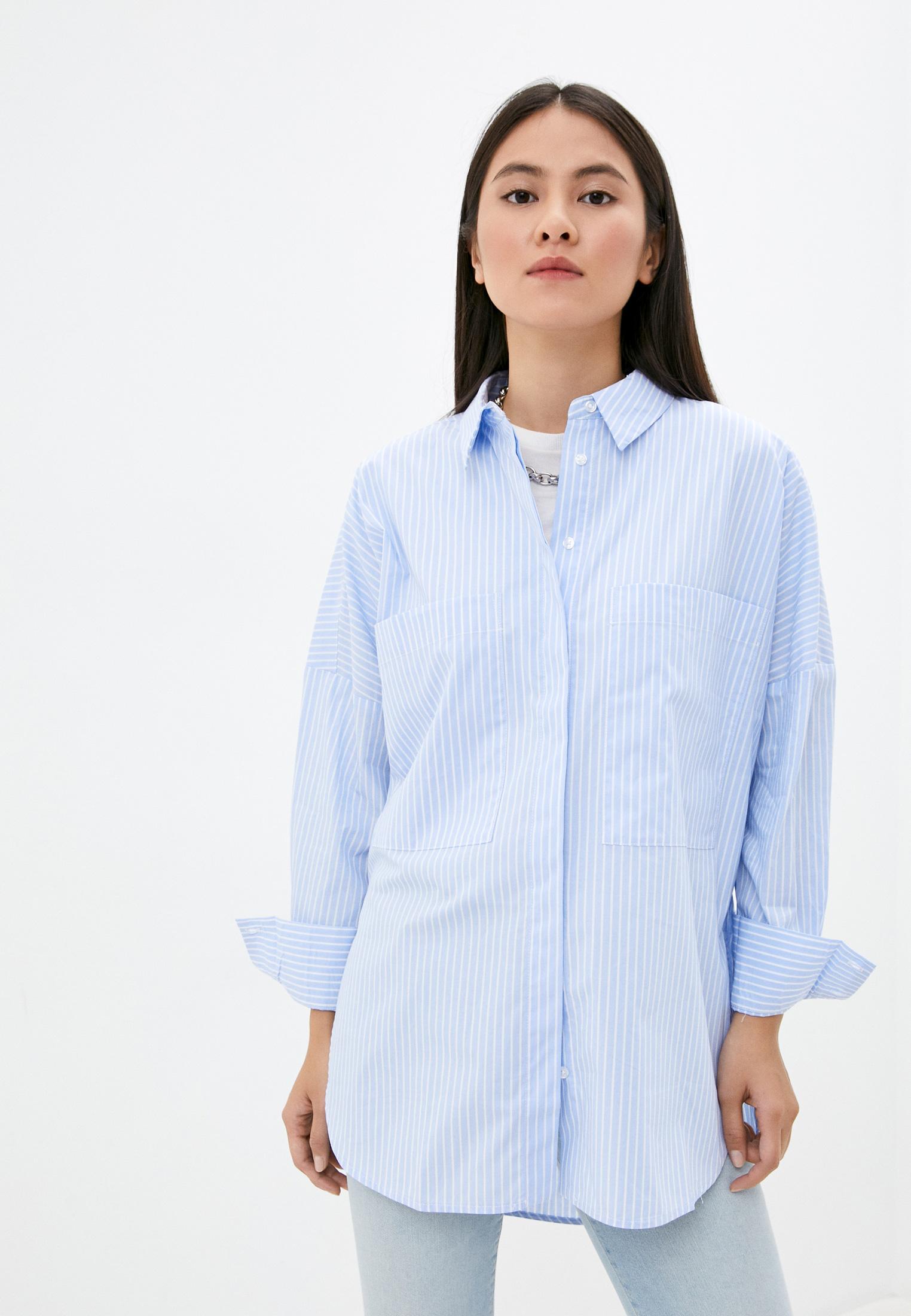 Женские рубашки с длинным рукавом Mango (Манго) 77964413