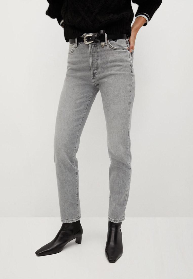 Зауженные джинсы Mango (Манго) 77006715