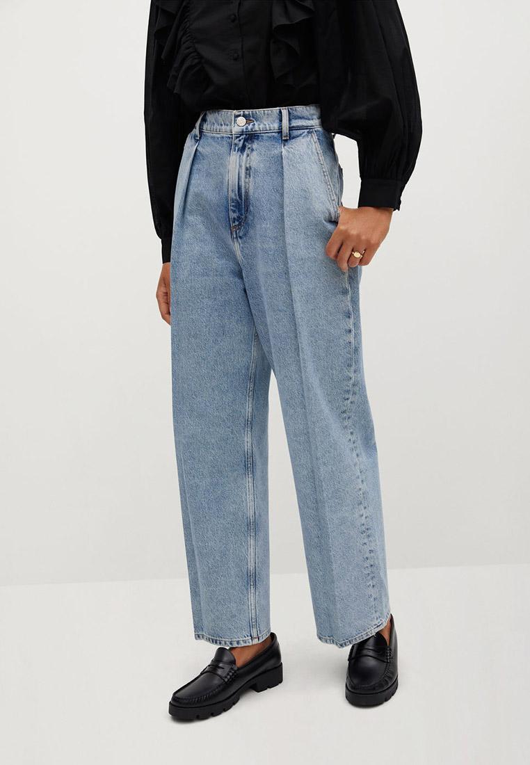 Прямые джинсы Mango (Манго) 77006717