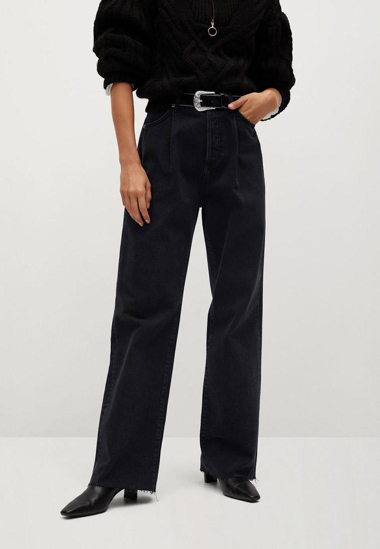 Прямые джинсы Mango (Манго) 77045958