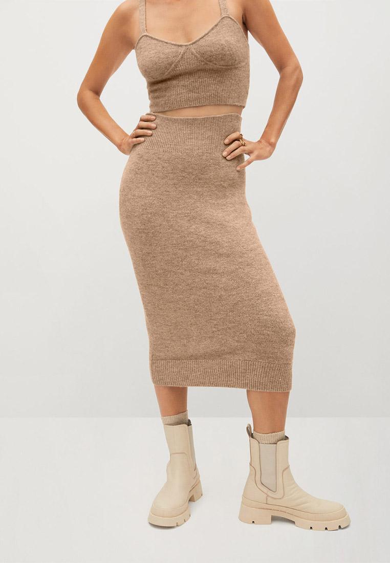 Узкая юбка Mango (Манго) 77075924