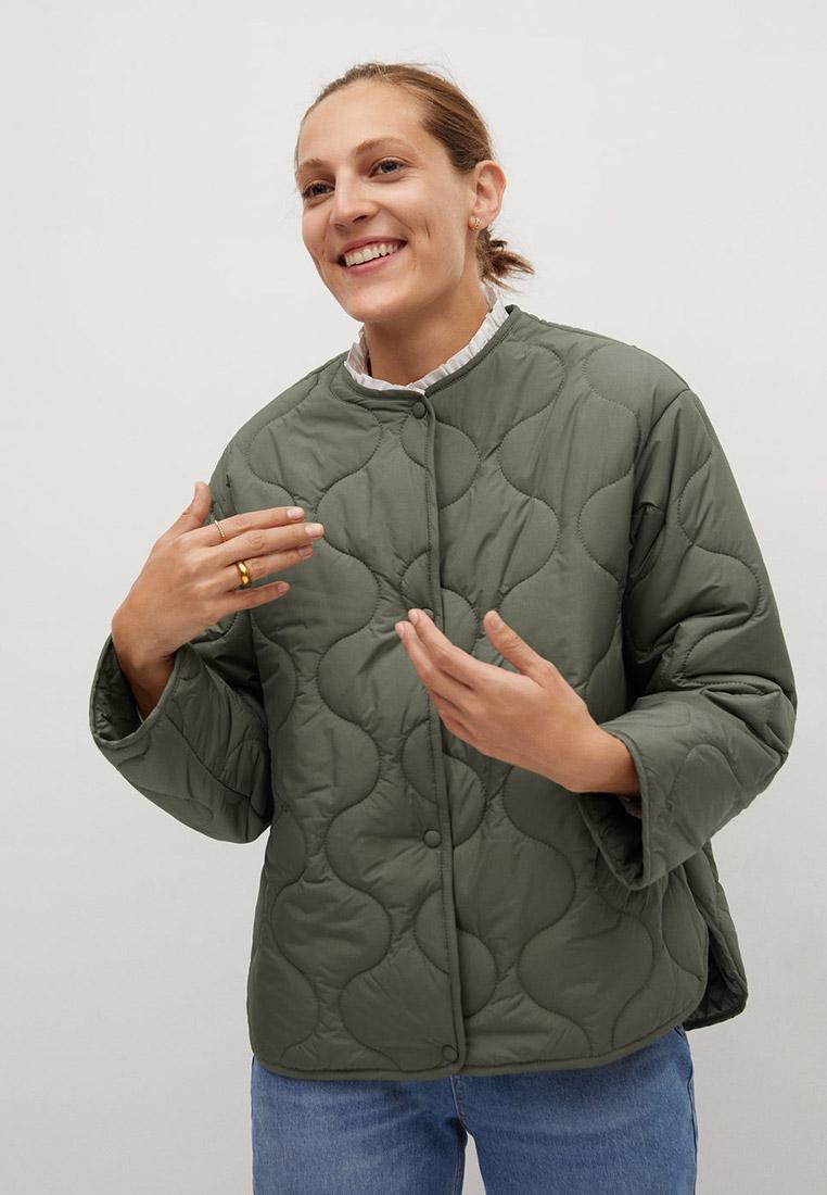 Утепленная куртка Mango (Манго) 77066707