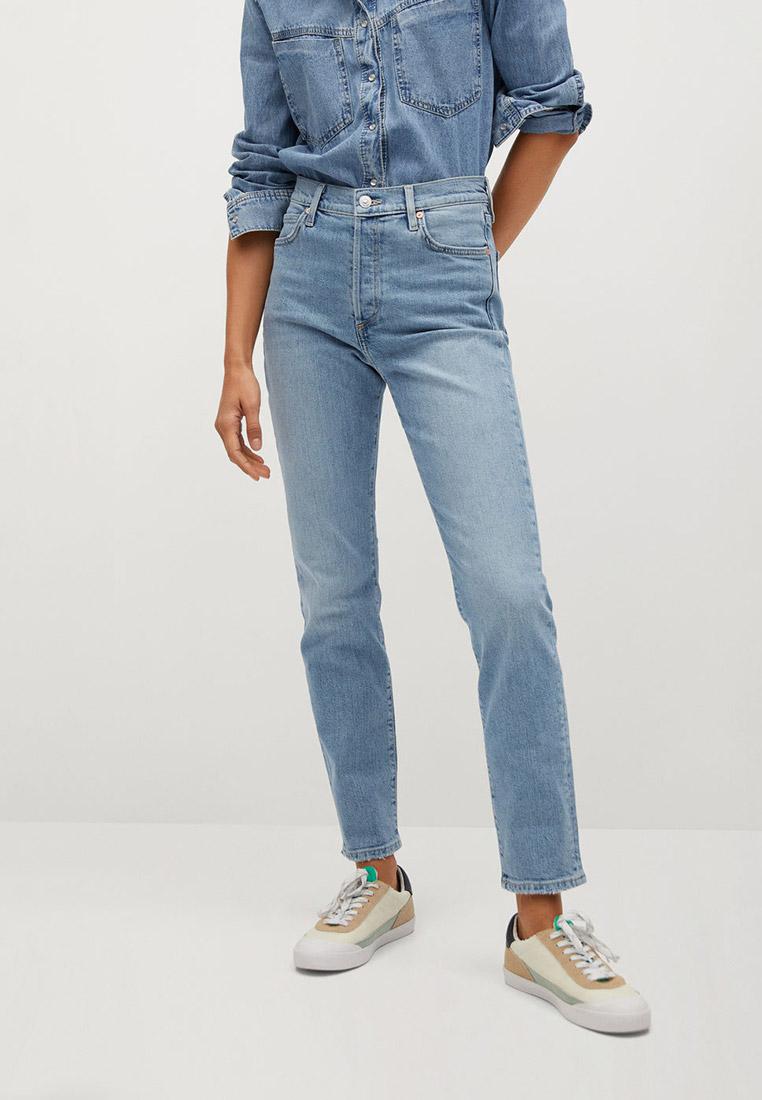 Прямые джинсы Mango (Манго) 77036713