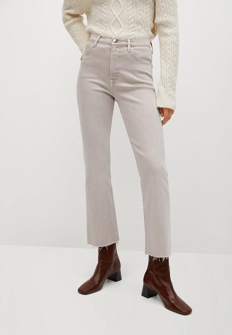 Широкие и расклешенные джинсы Mango (Манго) 77003257