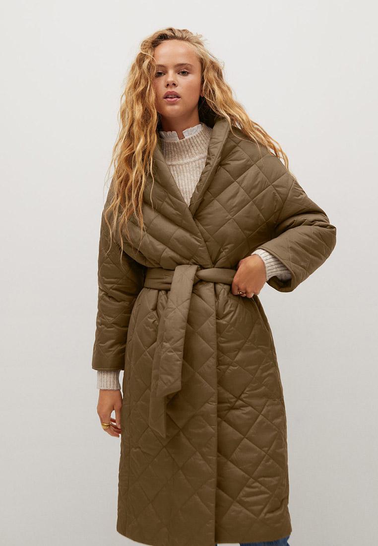 Утепленная куртка Mango (Манго) 77076713