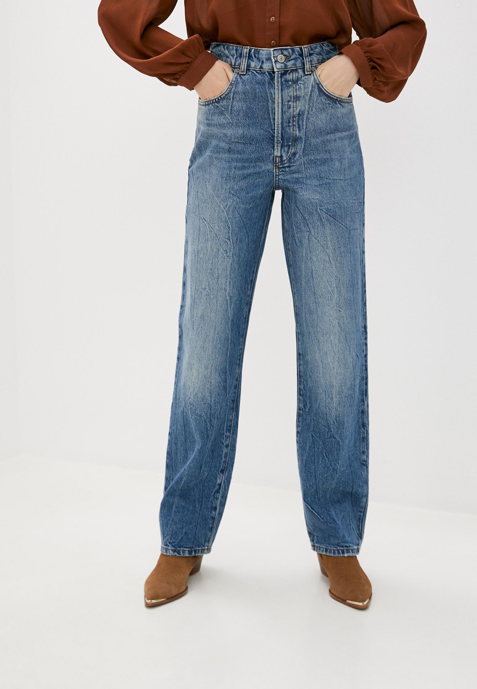 Прямые джинсы Mango (Манго) 77076331