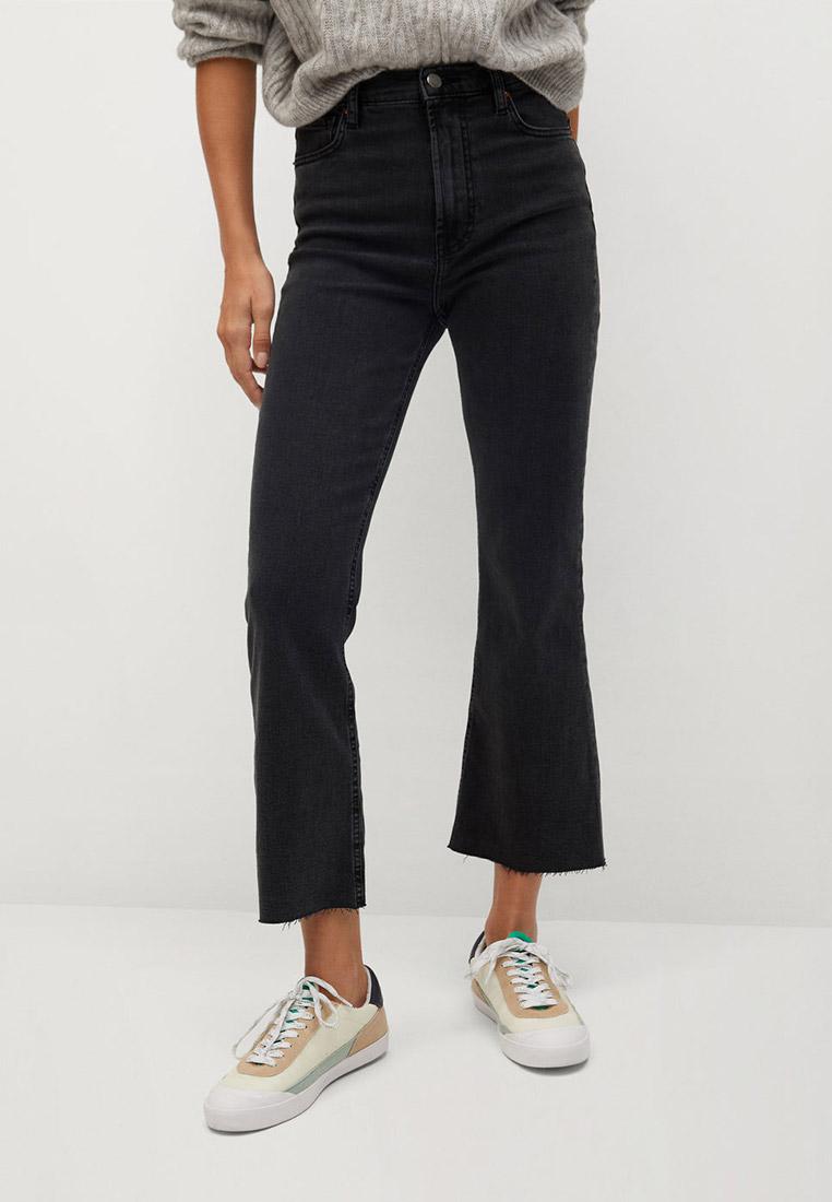 Широкие и расклешенные джинсы Mango (Манго) 77003259