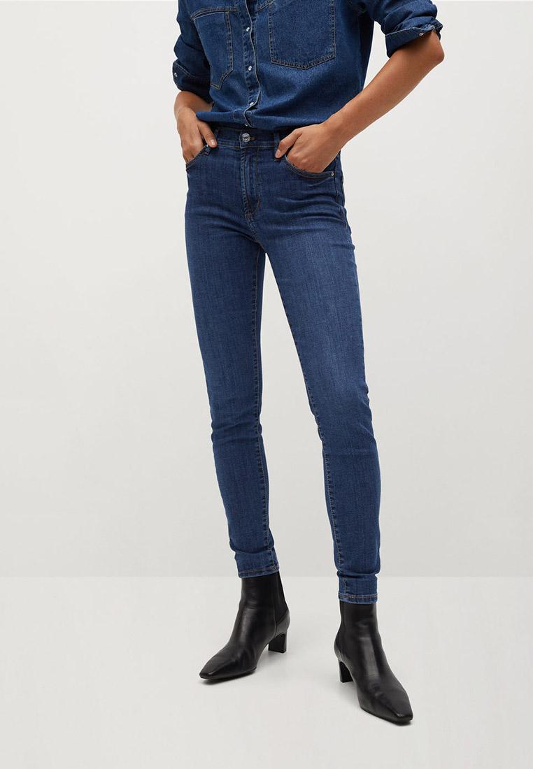 Зауженные джинсы Mango (Манго) 77002892