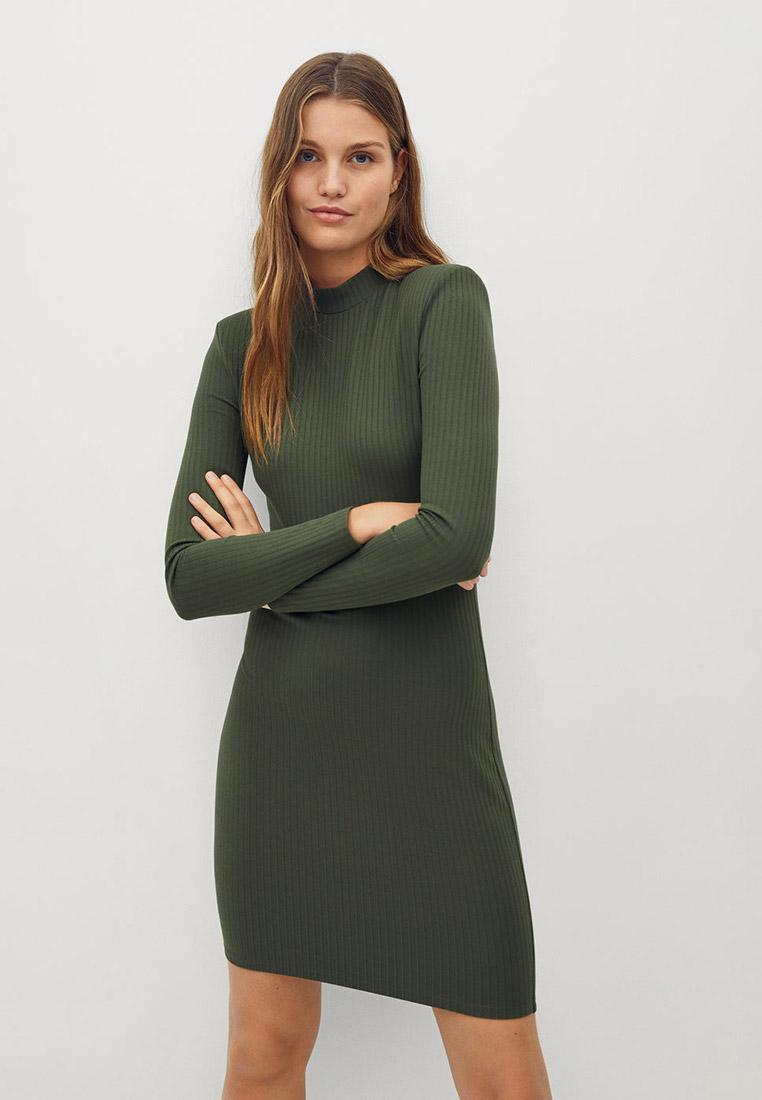 Вязаное платье Mango (Манго) 77097619