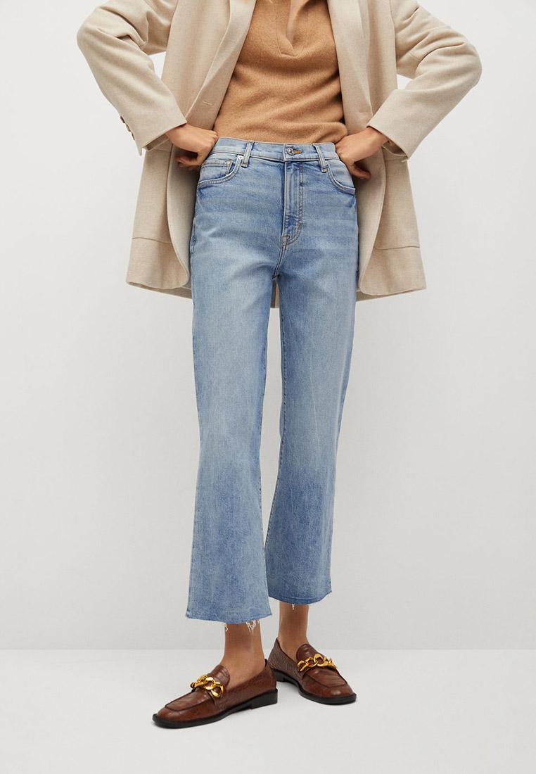 Широкие и расклешенные джинсы Mango (Манго) 77003260