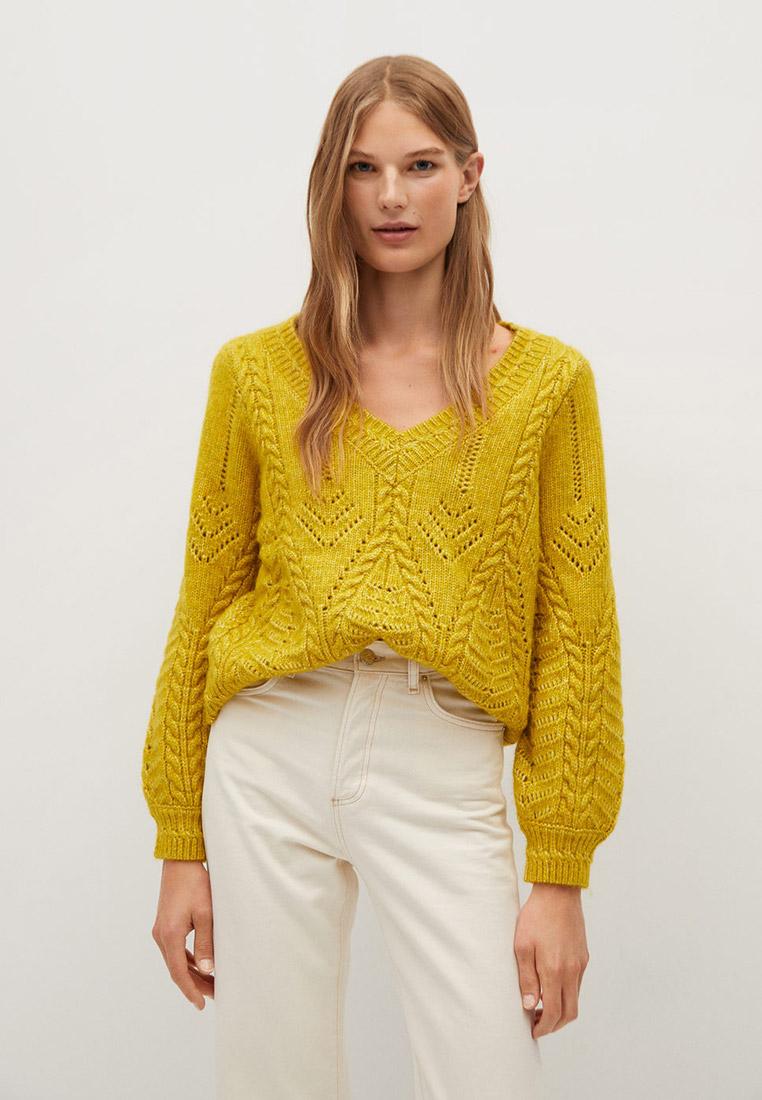 Пуловер Mango (Манго) 77017621