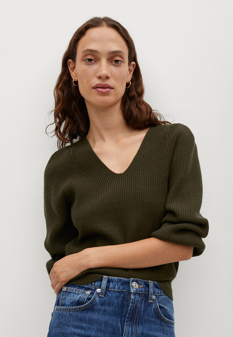 Пуловер Mango (Манго) 77017626