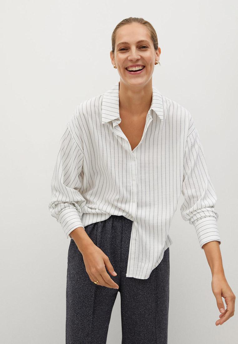 Женские рубашки с длинным рукавом Mango (Манго) 77087907