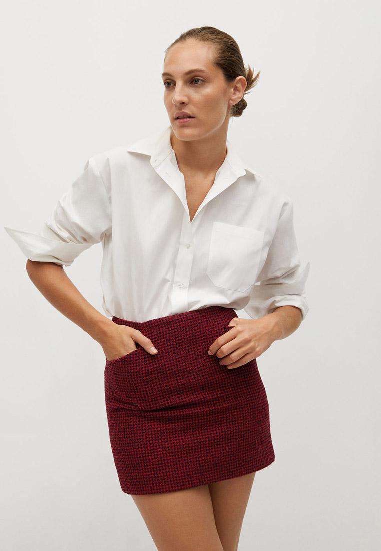 Узкая юбка Mango (Манго) 77078253