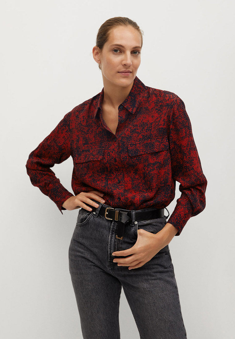 Блуза Mango (Манго) 77057891