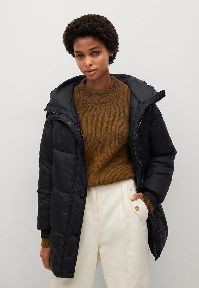 Утепленная куртка Mango (Манго) 77037887
