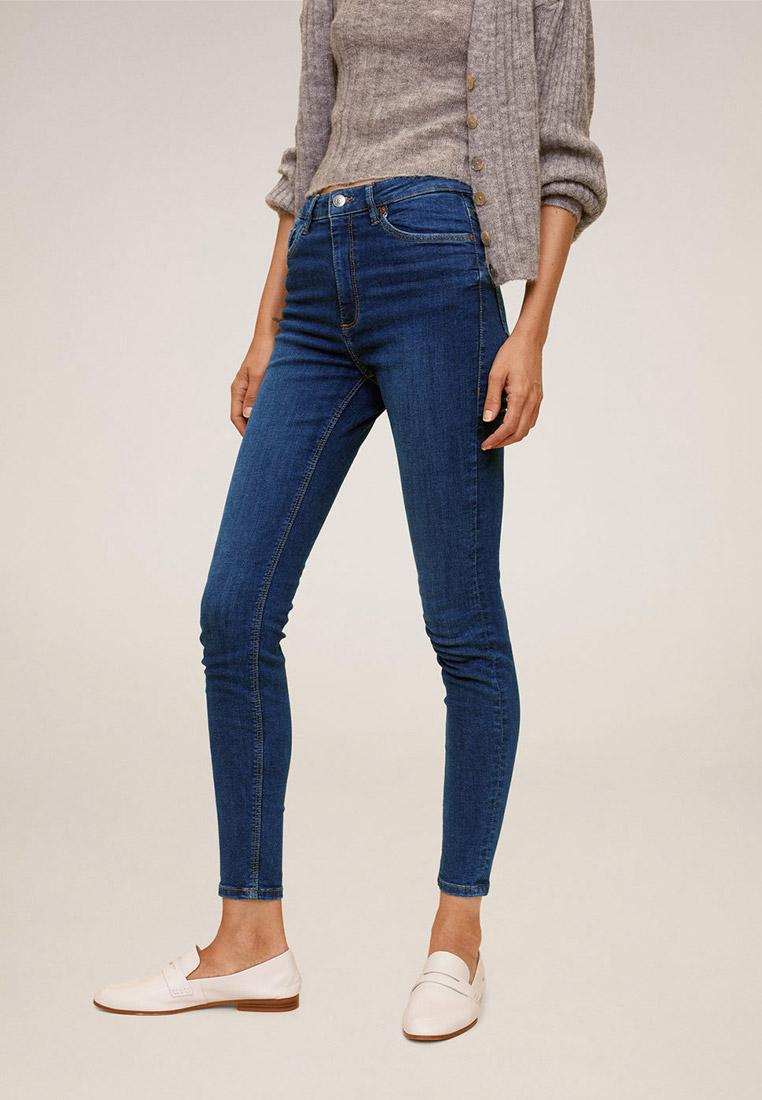Зауженные джинсы Mango (Манго) 77000521
