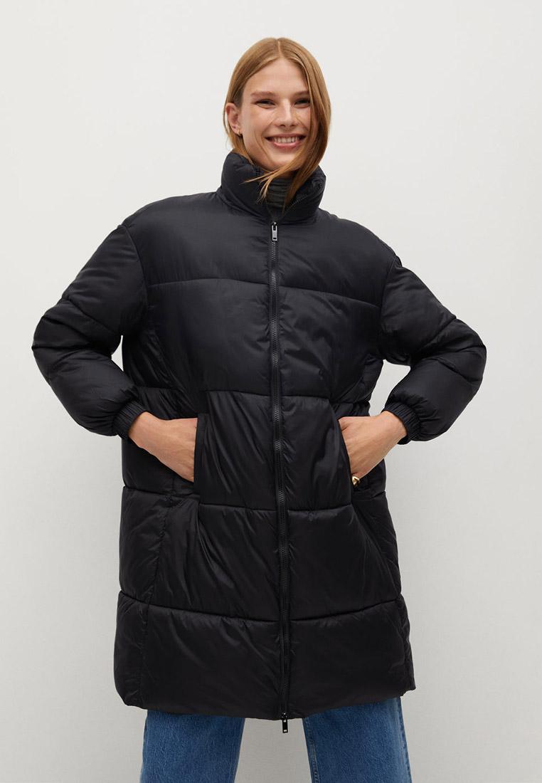 Утепленная куртка Mango (Манго) 77097881