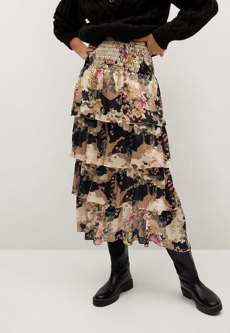 Широкая юбка Mango (Манго) 87091040