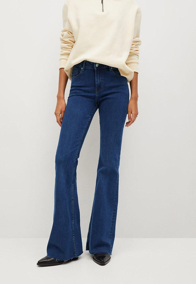 Широкие и расклешенные джинсы Mango (Манго) 87020528