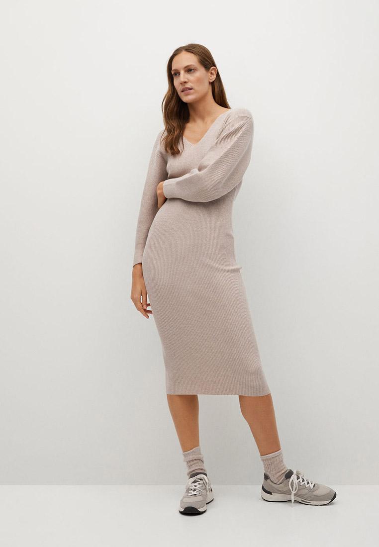 Вязаное платье Mango (Манго) 87040526