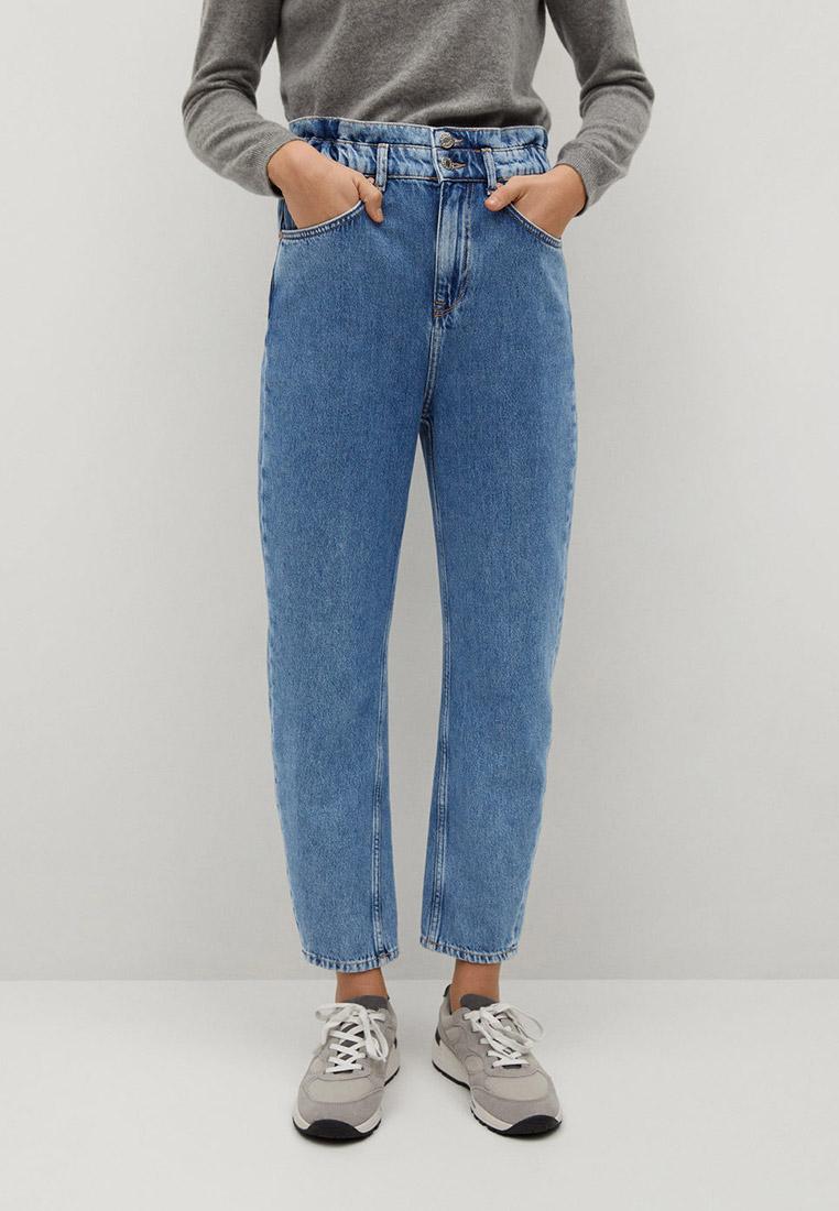 Прямые джинсы Mango (Манго) 87030562
