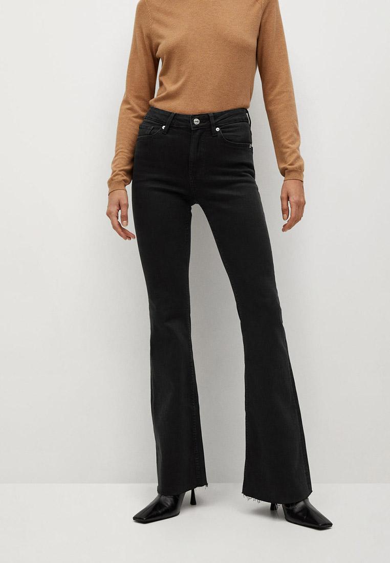 Широкие и расклешенные джинсы Mango (Манго) 87001024: изображение 1