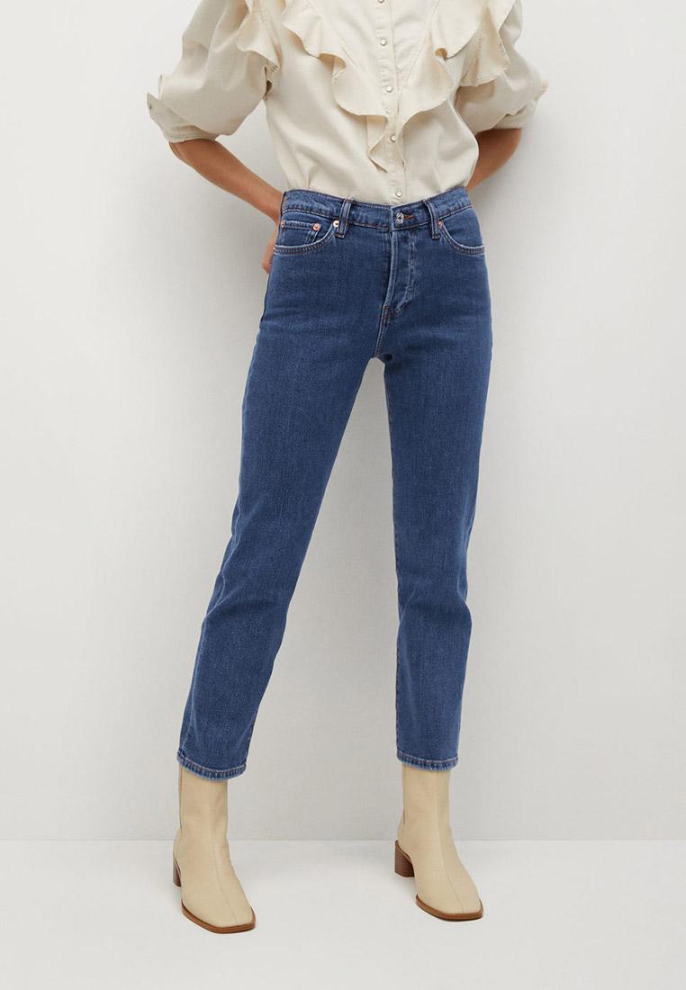 Прямые джинсы Mango (Манго) 87020527