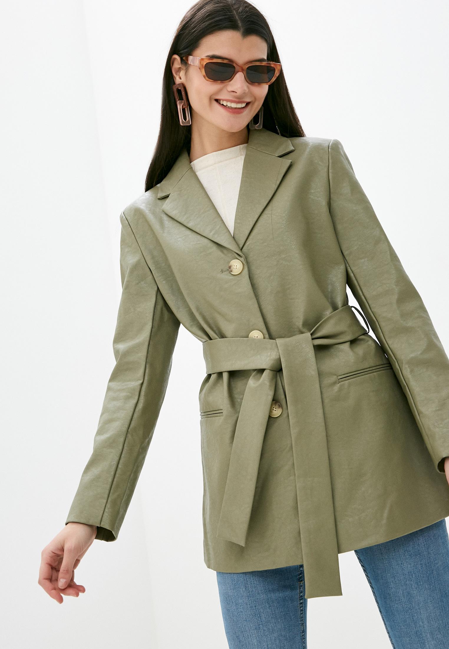 Кожаная куртка Mango (Манго) 87081003