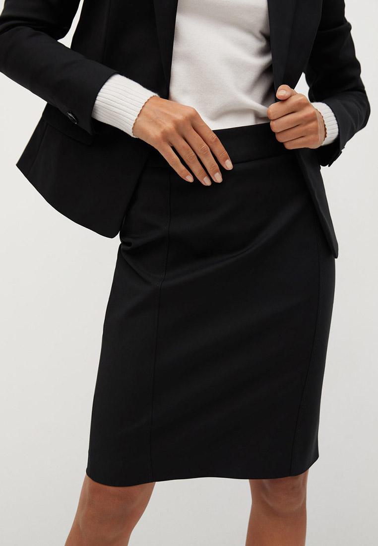 Прямая юбка Mango (Манго) 87050029