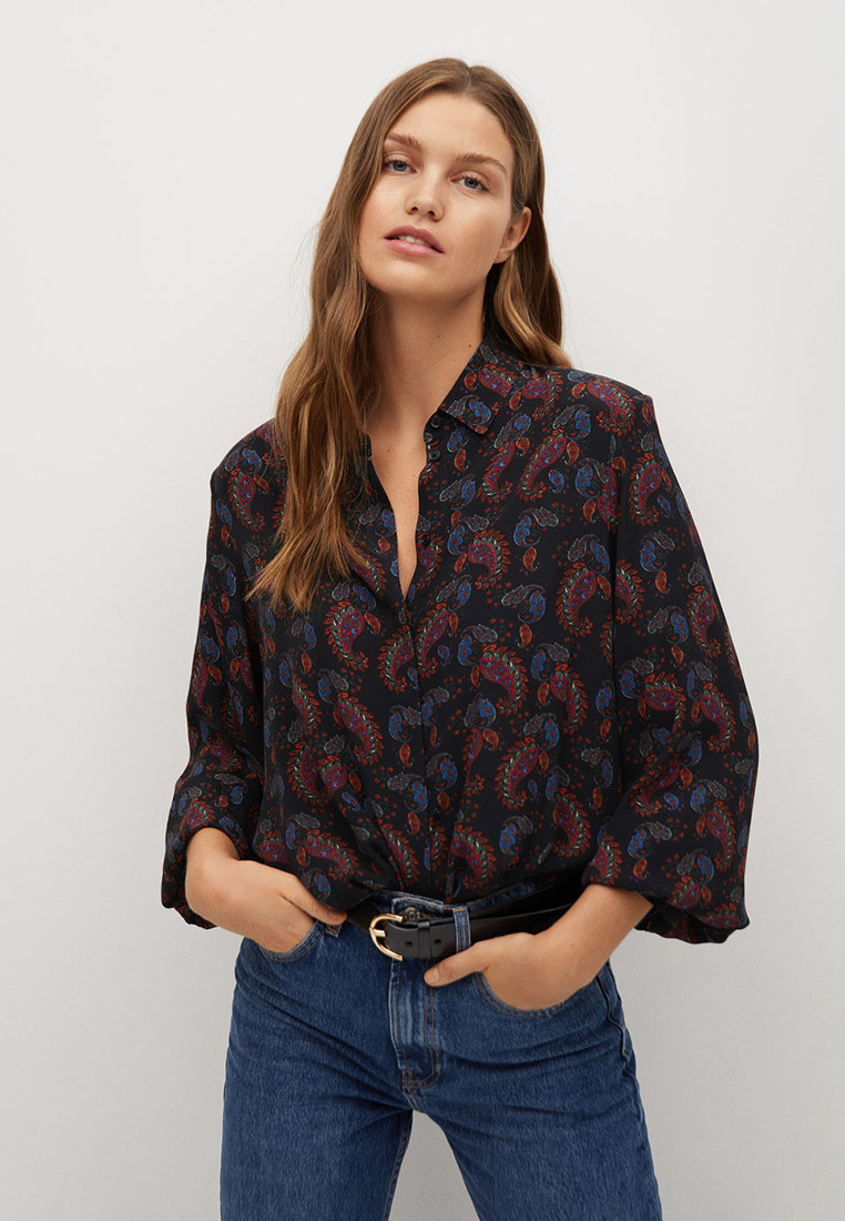Блуза Mango (Манго) 87080529
