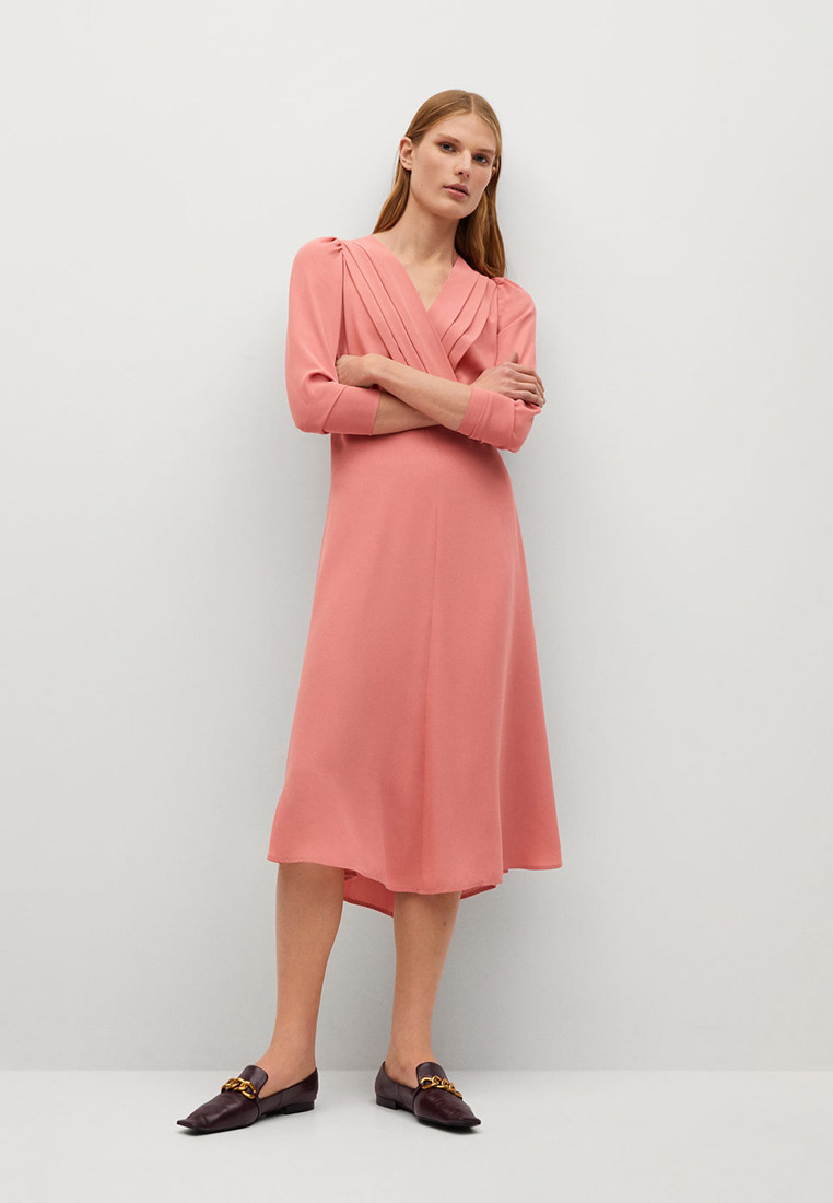 Платье Mango (Манго) 87040554