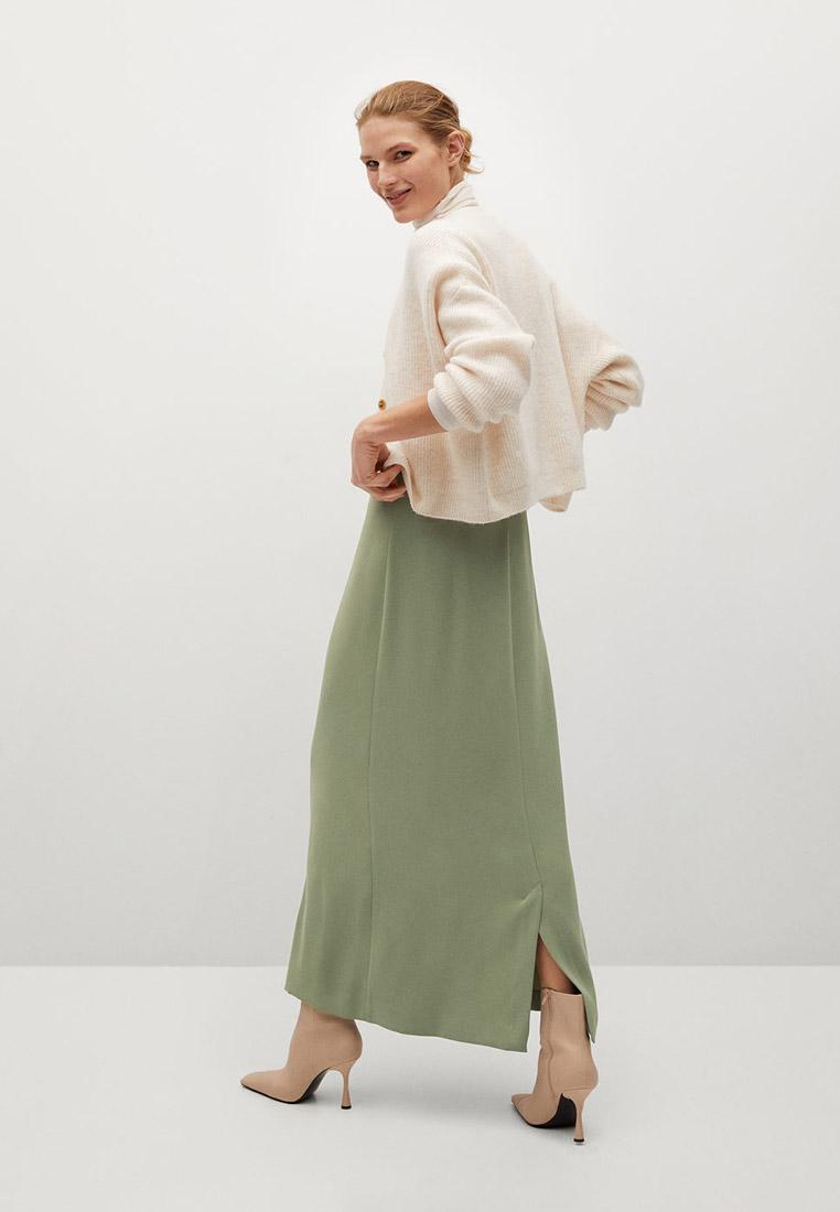 Широкая юбка Mango (Манго) 87042525: изображение 3