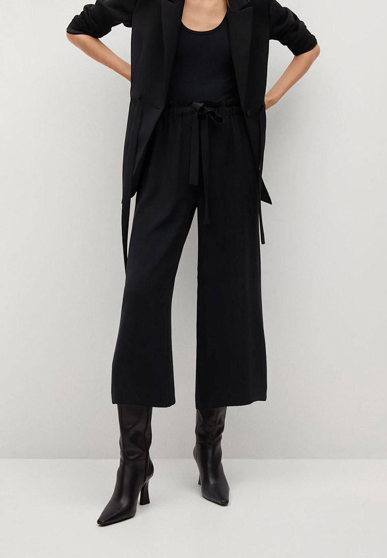 Женские широкие и расклешенные брюки Mango (Манго) 87082525