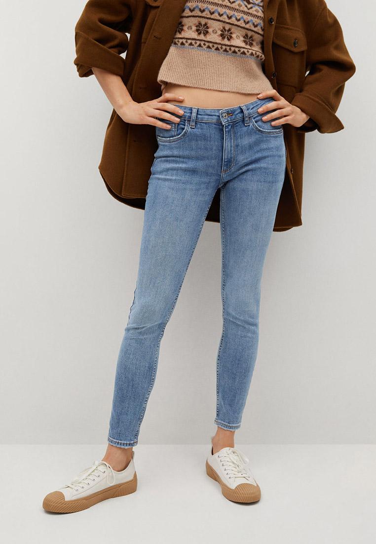 Зауженные джинсы Mango (Манго) 87001008