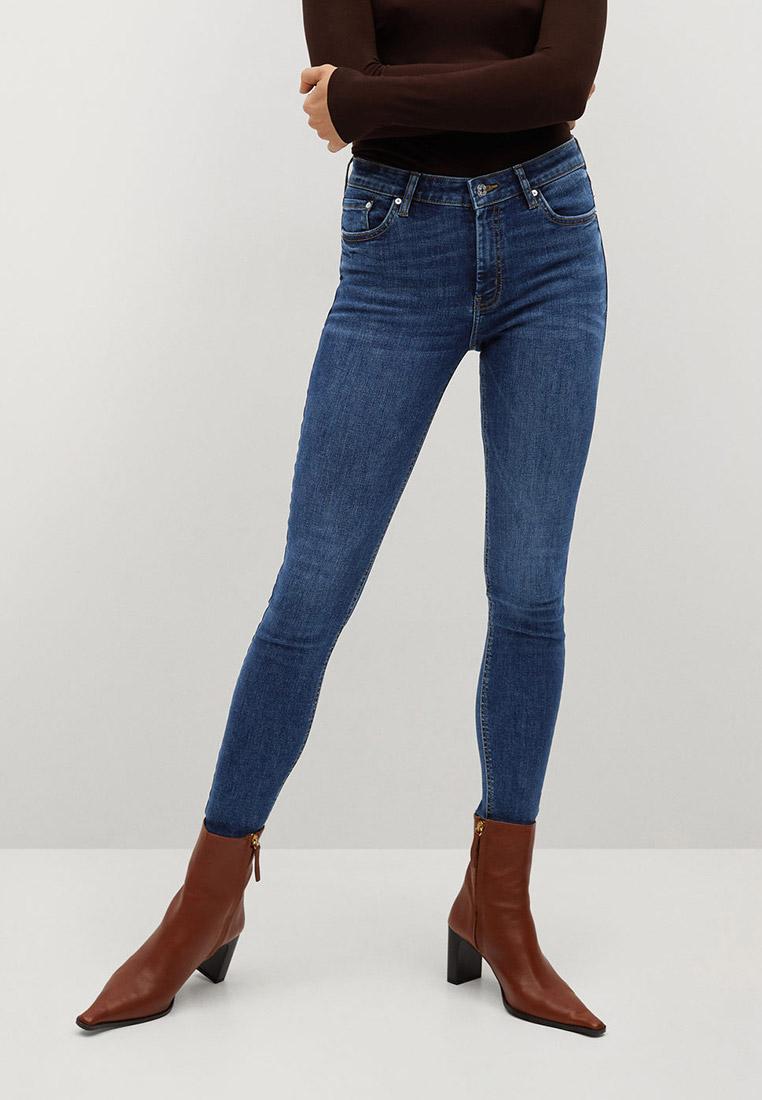 Зауженные джинсы Mango (Манго) 87001012