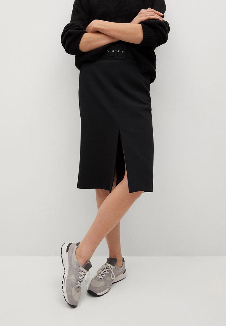 Прямая юбка Mango (Манго) 87092881