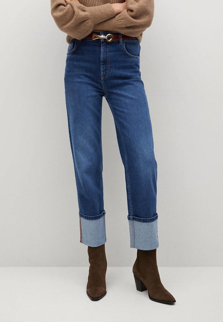 Прямые джинсы Mango (Манго) 87054031