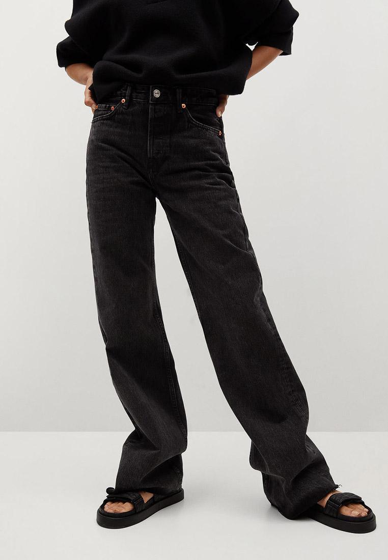 Широкие и расклешенные джинсы Mango (Манго) 87002887