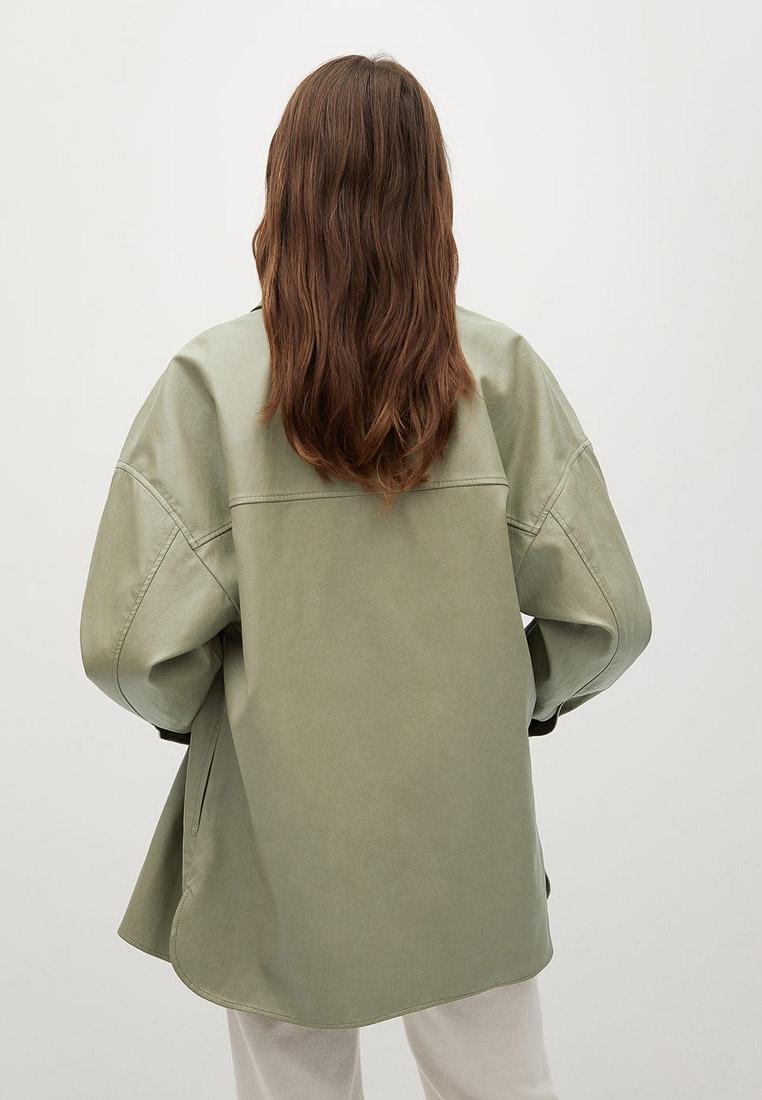 Женские рубашки с длинным рукавом Mango (Манго) 87053258: изображение 3